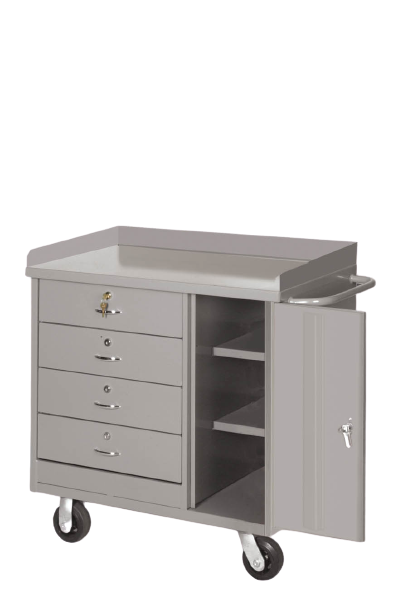 Mobile Drawer & Door Cabinets - 36