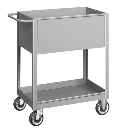 Welded Box Service Carts